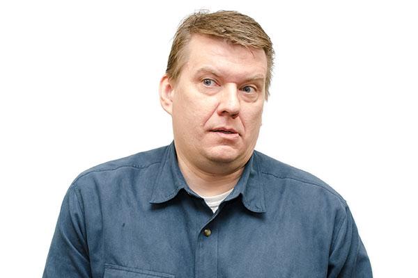 Ed Ostrowski